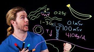Radioactive Bananas | Because Science Live