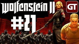 Wolfenstein 2: The New Colossus #21 - Deutschland sucht den Superstar!