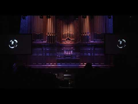Mark Hooper - Factory organ of Doom, Melbourne Town Hall,  08/11 2018