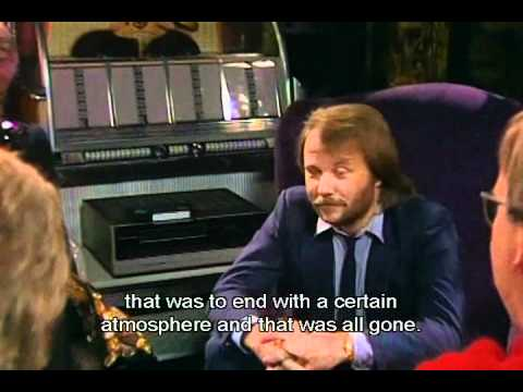 ABBA Interview (with subtitle) PART 1