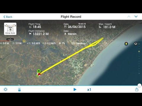 PHANTOM 3 LONG RANGE 6600 METER , 21653 FEET , 4101 MILES FULL HD
