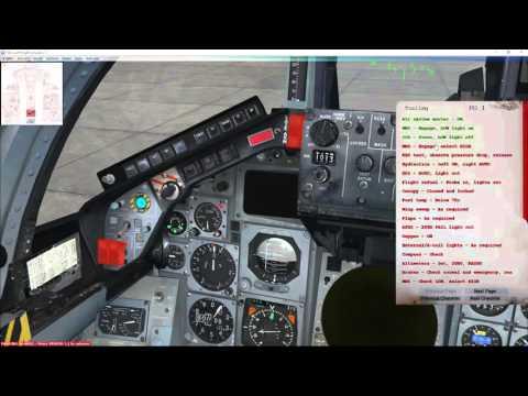 [Part 1] RAF Marham to Raf Lossiemouth | Just  Flight Tornado GR1 | FSX