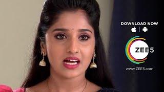 Raktha Sambandham - రక్త సంబంధం   Episode - 131 - Best Scene   8 Oct 2018   Zee Telugu Serial