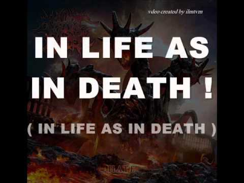 Thy Art Is Murder - Doomed From Birth (lyrics)