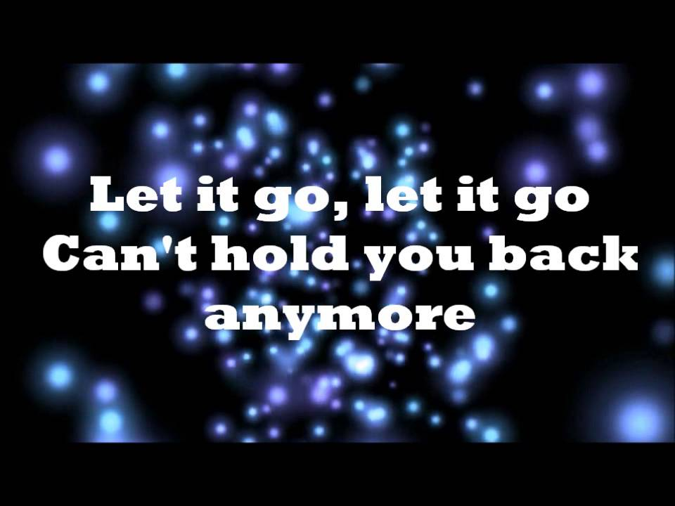 Lyric frozen let it go lyrics : Lyrics Video: Demi Lovato- Let It Go ( Full HD and No Mute ...
