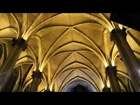 MESSE DES JEUNES - Nancy Saint Leon Church - Randomly Recorded Splendor