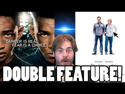"Trailer Breakdown Double Feature: ""After Earth"" & ""The Internship"""