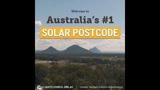 Elimbah: Australia's Top Solar Postcode \\ Climate Council