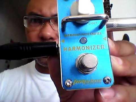 Review Harmonizer Toms Line . Mucio Dias