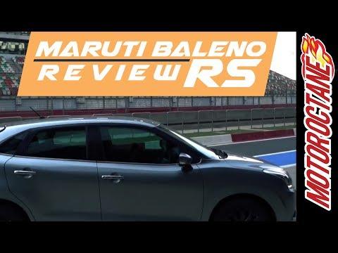 Maruti Baleno RS Review | Motor Octane