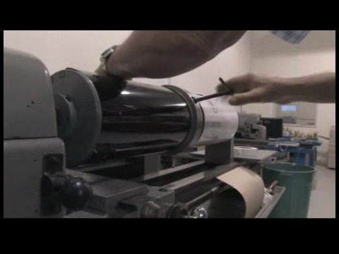 How To Make Trophies & Awards : How To Engrave A Plaque