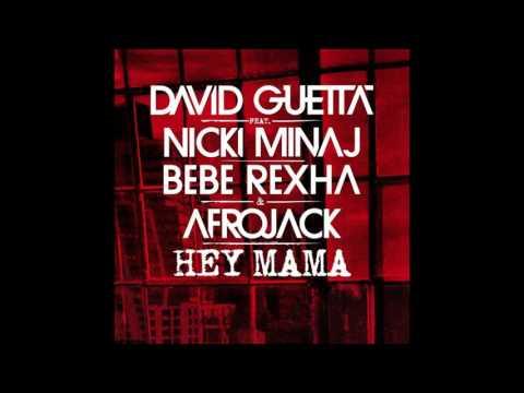 Hey Mama-Nicki Minaj, David Guetta (Clean)