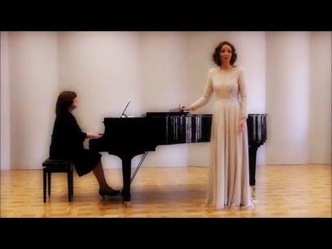 """Aria di Elvira dall` opera """"I Puritani"""" V. Bellini"""