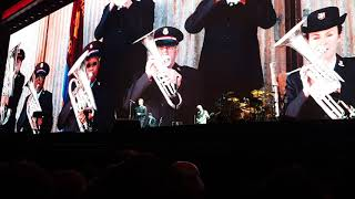U2 - Vancouver May 12, 2017 - First Ever Performance of Red Hill Mining Town
