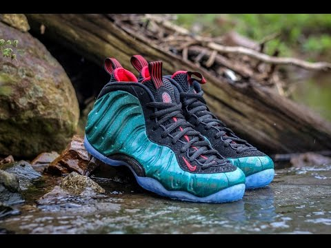 1828babf4f1 Nike FOAMPOSITES!!! Gone fishing...on the water review. Pt 1 of 3  SNEAKERHEAD SATURDAY