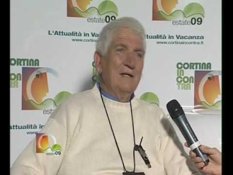 "Intervista a Umberto Pizzi a ""Cortina InConTra"""