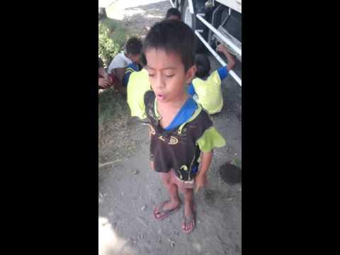 little boy sings flashlight by jessie j