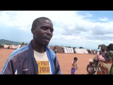 Mozambique Refugees Fleeing to Malawi