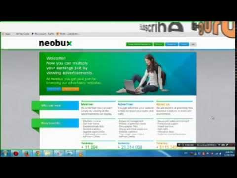 How to make money with Neobux Malayalam Video Tutorial..!