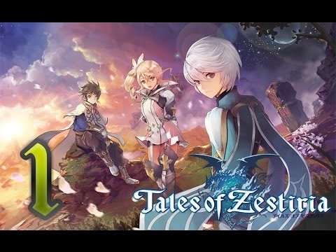 Tales of Zestiria - First 15 Minutes of Gameplay