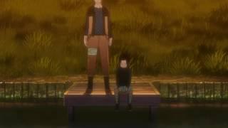 SADNESS AND SORROW SASUKE VS NARUTO SCENE