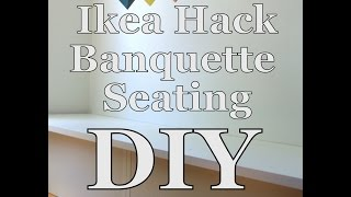 Ep 1 | Simple & inexpensive banquette seating | DIY | Interior Design | Terri Cumming