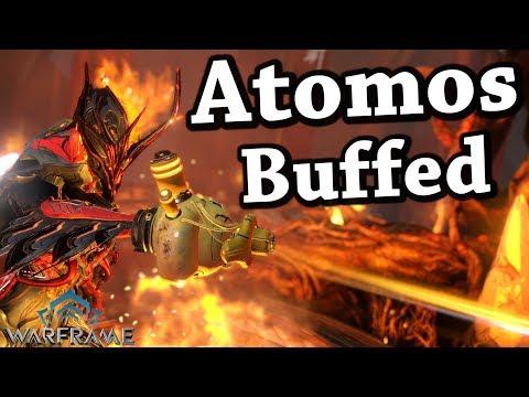 Warframe | Atomos [Buffed] thumbnail
