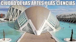Tour por la Ciudad de las Artes y las Ciencias - Valencia - España