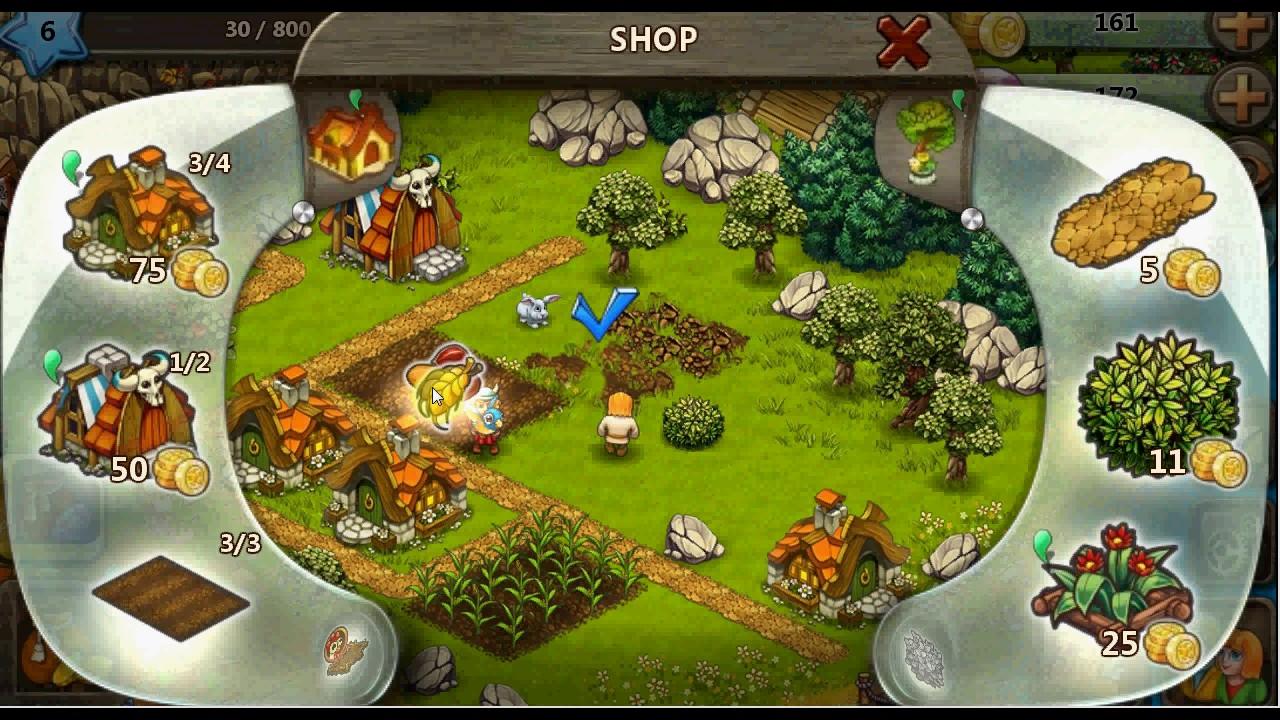 Game Harvest Land part 1