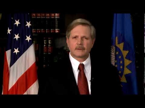 1/14/12 - Sen. John Hoeven (R-ND) Delivers Weekly GOP Address On Keystone XL Pipeline