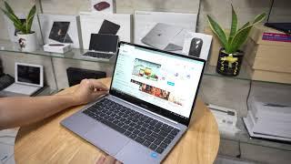 Tran tay Chuwi Lapbook Pro - Chiếc laptop giá rẻ có màn hình tuyệt đẹp