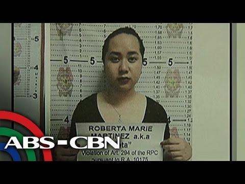 TV Patrol: Babaeng nangikil umano sa ka-chat sa internet, arestado