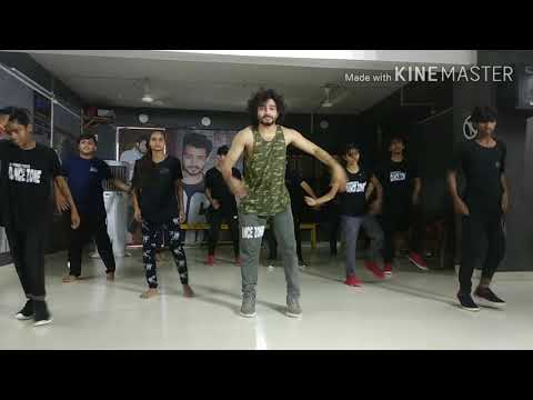 Dus Bahane || Choreographed By Kishan Singh Karchuli || Performed By Me😎😎