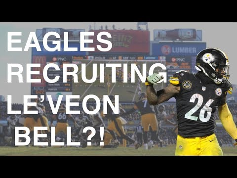 LE'VEON BELL TO THE EAGLES?! | THIS WEEK IN PHILADELPHIA SPORTS