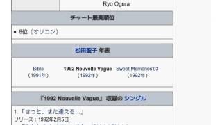 「1992 Nouvelle Vague」とは ウィキ動画
