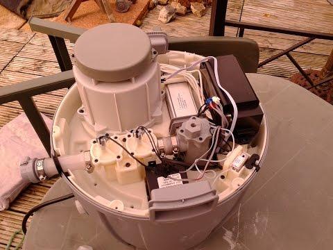 Intex spa repair funnycat tv for Hot tub motor not working
