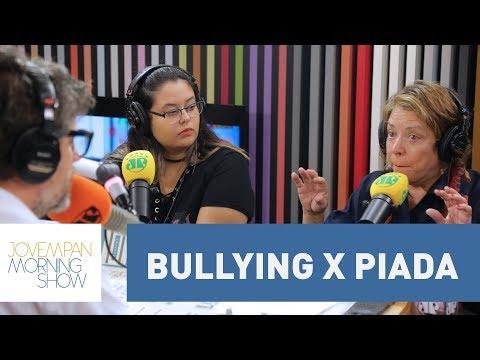 Escritora E Psicanalista Explicam O Que é Bullying E O Que é Piada
