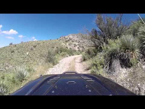 A Quick Drive To A Mine. Gunsight Pass