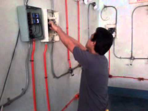 deanmar install wiring ptc jagna youtube rh youtube com Electrical Service Installation Diagrams Electrical Service Installation Diagrams