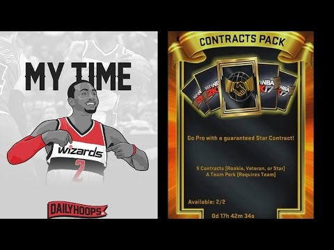 Star Contracts Pack? Should You Buy Them?Mynba2k17