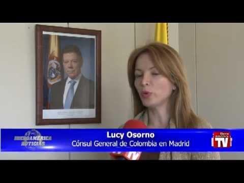 El Consulado De Colombia En Madrid Estrena Página Web