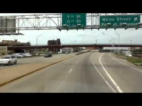 Dubuque, Iowa Mississippi River Bridge