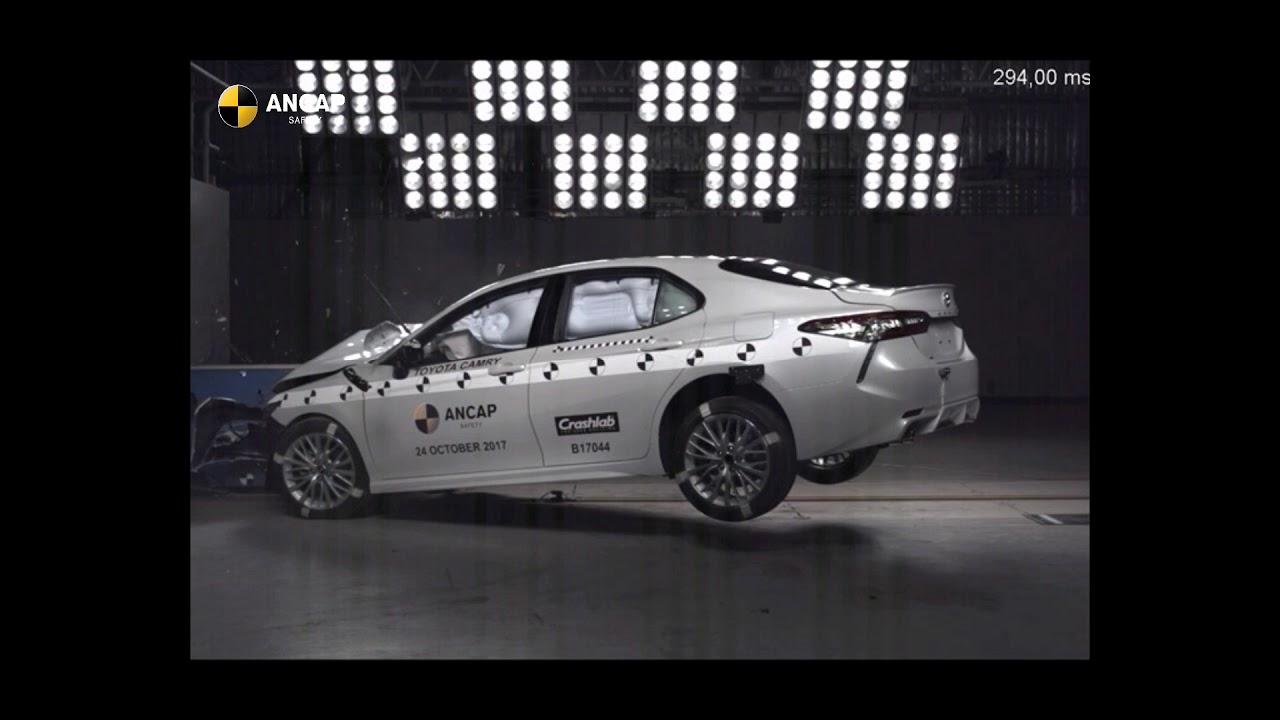 ANCAP SAFETY RATING: Toyota Camry (November 2017   Onwards)