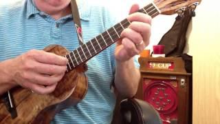 Wish on my star ukulele solo cover