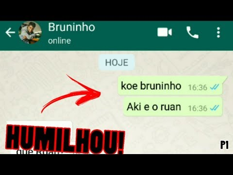 MC Bruninho humilha MC Ruanzinho P1