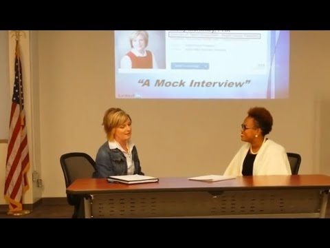 Mock Interview with Molly & Brittany from Bright House Networks