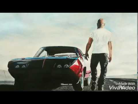 How To Draw Fast And Furious Cars Myhiton