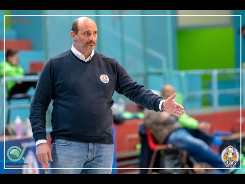 PRESS ROOM Alpha Pharma-Monopoli: coach Marinelli e Maresca