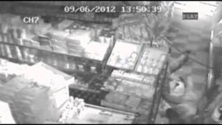 Security Video: NYC Police Shooting