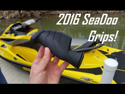 2016 SeaDoo Grip Installation: Pre 2016 Model Year